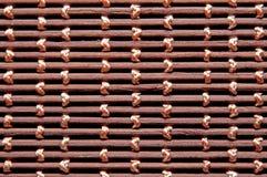 Bambusoberfläche Stockfotografie