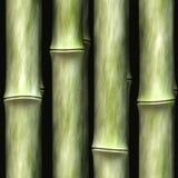 bambusowa bezszwowa tekstura Obrazy Stock