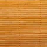 Bambusowa brown słomy mata jako abstrakcjonistyczny tekstury tła compositio Obrazy Royalty Free