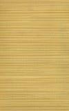 bambusowa ściana tekstury Obrazy Royalty Free