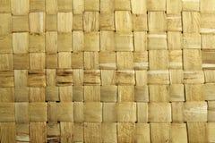 Bambusowa drewniana tekstura Obraz Stock