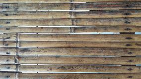 Bambusowa grunge tekstury materiału fotografia obraz royalty free