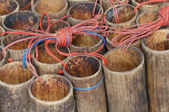 Bambusowa kolba Obraz Stock