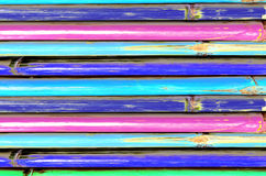 bambusowa kolorowa tekstura Zdjęcia Stock