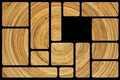 bambusowa konsystencja Zdjęcie Stock