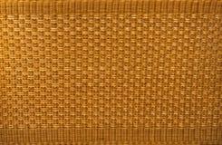bambusowa koszykowa tekstura Obraz Royalty Free