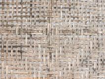 Bambusowa tekstura i tło Zdjęcia Royalty Free