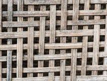 Bambusowa tekstura i tło Obraz Royalty Free