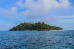 Bambusowa wyspa, Kho Pai w Krabi Tajlandia Obraz Royalty Free