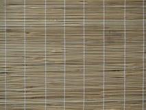 bambusowa zasłona obrazy stock
