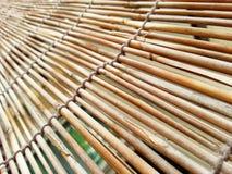 Bambusowa zasłona HDR zdjęcie royalty free