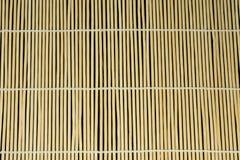 Bambusowa zasłona Zdjęcia Stock