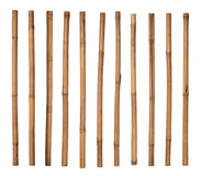 bambusowi kije Zdjęcie Royalty Free