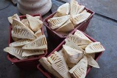 bambusowi krótkopędy Obraz Stock