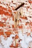 Bambusowi wiatrowi kuranty Obrazy Royalty Free