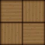 Bambusowy bezszwowy wzór ilustracji