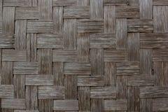 Bambusowy panel Zdjęcia Stock