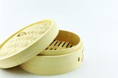 Bambusowy parostatek Obrazy Stock