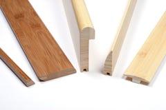 bambusowy parquet Fotografia Royalty Free