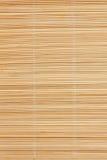 Bambusowy paska tekstury tło Obrazy Stock