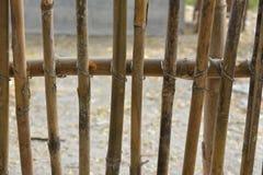 Bambusowy rozdział Obrazy Royalty Free