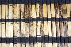 Bambusowy szczegół Obraz Royalty Free