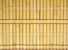 Bambusowy szczegół Zdjęcia Stock