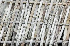 Bambusowy tło Obraz Royalty Free
