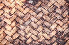 Bambusowy weav Obraz Royalty Free