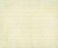 Bambuspapierart-strukturierter Auszug Lizenzfreie Stockbilder