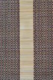 Bambusprodukte Stockfoto