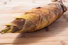 Bambusschosse Lizenzfreies Stockbild