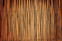 bambustaket Royaltyfri Foto