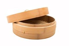 bambusteamer Arkivbild