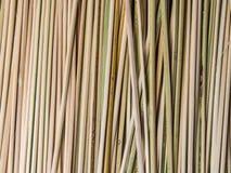 Bambusteknålbakgrund Royaltyfri Bild