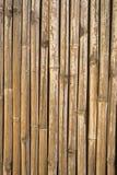 Bambustolpar Royaltyfri Foto