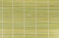 Bambusvorhänge Stockbild
