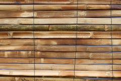 Bambusvorhänge Lizenzfreie Stockbilder