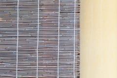 Bambusvorhänge Lizenzfreie Stockfotos
