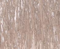 Bambuswaldphantasie-Zusammenfassungshintergrund im Sepia tont Stockbild