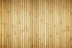 Bambuswandhintergrund Lizenzfreie Stockfotografie