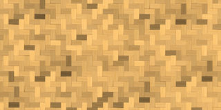 Bambuswebart, Korbbeschaffenheitshintergrund Lizenzfreies Stockfoto