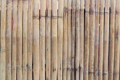 Bambuswebartbeschaffenheit für Hintergrund Lizenzfreie Stockfotos