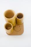 Bambuszylinder Lizenzfreies Stockbild