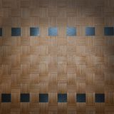 Bambuväggbakgrund Arkivbilder