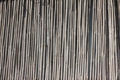 Bambuväggtextur Arkivfoto
