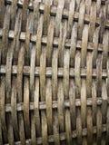 bambuväv Arkivfoto