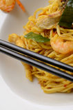 Bami goreng Royalty Free Stock Photography