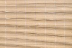 Bammboo or wooden background Royalty Free Stock Images