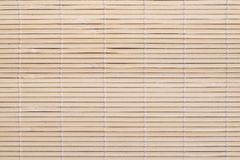 Bammboo or wooden background Stock Photography